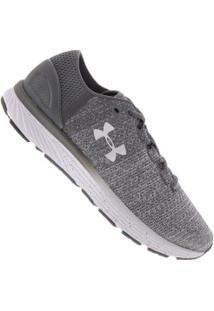Tênis Under Armour Charged Bandit 3 - Masculino - Cinza Claro