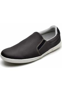 Sapatênis Slip On Iate Mac Point Café