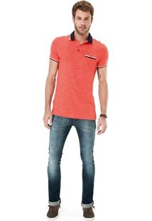Camisa Polo Slim Adulto Malwee