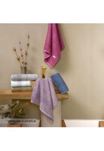 Toalha De Banho Le Bain- Pink- 70X140Cmartex