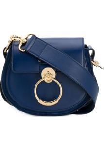 Chloé Bolsa Tess Pequena - Azul