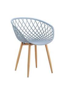 Cadeira Byartdesign Brera Cinza