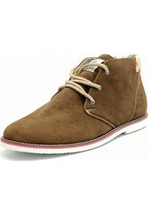 Bota Shoes Grand Militar - Masculino-Verde Militar
