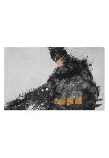 Jogo Americano (Kit 4 Unidades) Nerderia E Lojaria Batman Splash Colorido