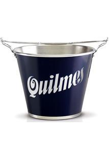 Balde Com Abridor 5L Quilmes Alumiart