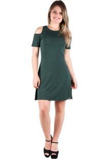 c8636dba0 Vestido Verde Musgo feminino