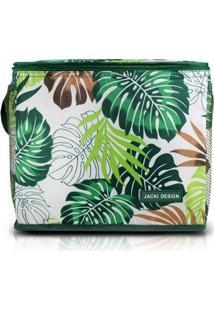 Bolsa Térmica Jacki Design Tropicália - Unissex-Verde