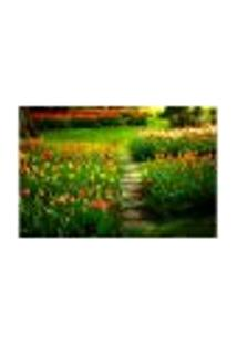 Painel Adesivo De Parede - Flores - Caminho - 972Png