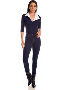 Calça Jeans Express Skinny Vilma - Feminino