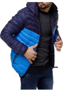 Jaqueta Masculina Azul