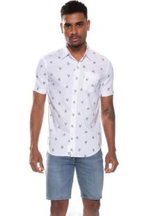 Camisa Levis Short Sleeve Classic One Pocket - M