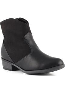Bota Feminina Ankle Boot Piccadilly