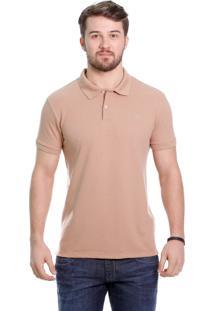 Camisa Polo Javali Basic Caqui
