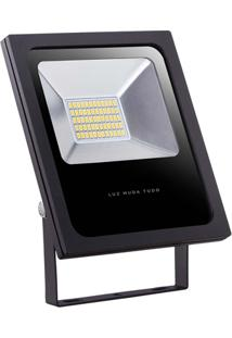 Refletor Com Projetor Led 30W Bivolt 6500K 435151 Luz Branca