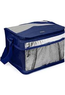 Bolsa Térmica Azul 10L Mor - Unissex-Azul