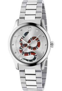 Relógio Gucci Feminino Aço - Ya1264076