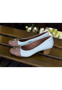 Sapato Cap Toe Dm Extra Off White Dme18383193C Numeração Especial 41 42 43