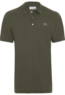 Polo Masculina Sport Tênis Regular Fit - Verde