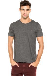 Camiseta Aramis Regular Fit Cinza