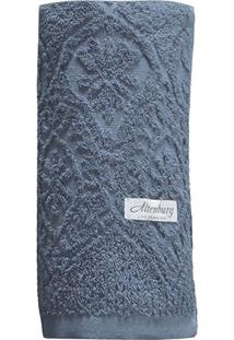 Toalha De Rosto Monarca- Azul Escuro- 50X80Cmaltenburg