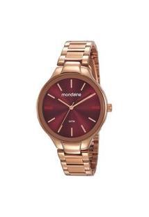Relógio Feminino Mondaine 53759Lpmvre3 Analógico 5Atm | Mondaine | Rosa | U