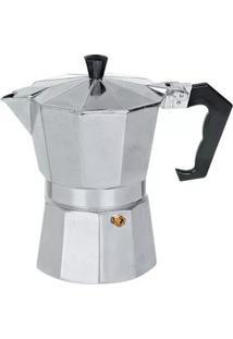 Cafeteira Italiana Em Alumínio Para 6 Xícaras