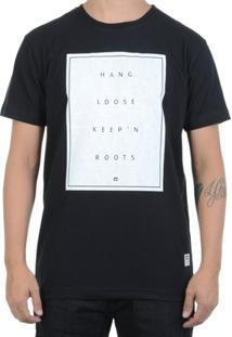 Camiseta Hang Loose Bund Sea - Masculino