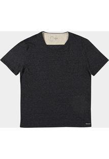 Camiseta Flamê Kohmar Manga Curta Masculina - Masculino