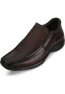 Sapato Social Jota Pe 30002 Marrom