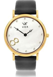 Relógio Vox Fashion Dourado