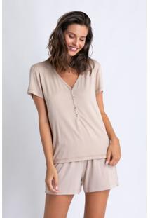 Pijamas Acuo Pijamas Bege