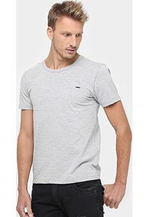 Camiseta Sergio K Básica - Masculino