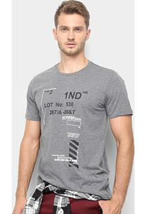 Camiseta All Free Standard Masculina - Masculino