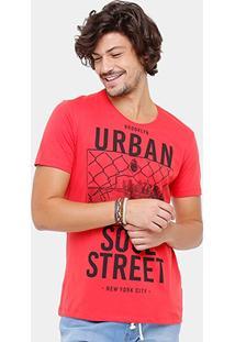 Camiseta Kohmar Urban Soul Masculina - Masculino
