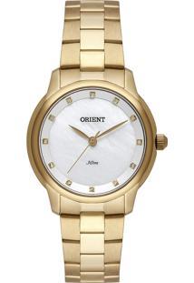 Relógio Orient Feminino Swarovski Fgss0133B1Kx