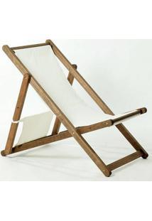 Cadeira Dobrável Sem Braços Opi Tec.01.237 Nogueira Mão E Formão