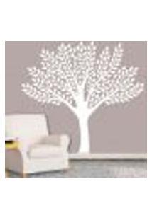 Adesivo De Parede Árvore 05 - G 73X68Cm