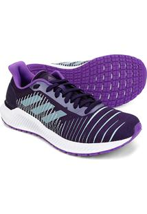 Tênis Adidas Solar Rise Feminino - Feminino-Roxo