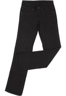 e175794c8 ... Calça Jeans Tassa Cowboy Cut Stretch Feminina - Feminino-Preto