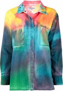 Icon Denim Mila Denim Jacket - Azul