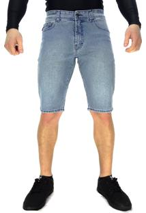 Bermuda Jeans Maresia Crafted Azul