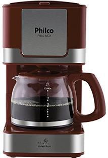Cafeteira Elétrica Philco Ph16 - 110V - Vermelho