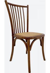 Cadeira Ranch Sem Braço Carvalho Americano Escuro Opção De Madeira