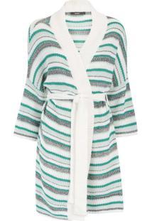 f77d5425f43a Kimono Fashion Listras Trico feminino | Shoelover