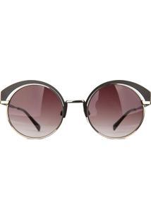 Óculos De Sol Atitude At3177 01A/53 Bronze - Kanui