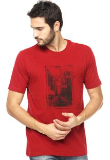 Camiseta West Coast Vermelho
