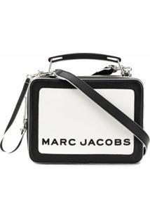 Marc Jacobs Bolsa Box - Preto
