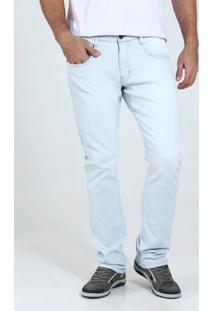 Calça Masculina Jeans Slim Marisa