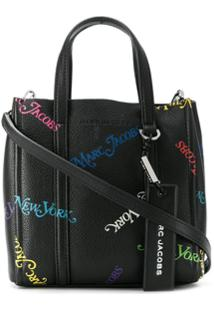 Marc Jacobs Bolsa Tote New York Mini - Preto