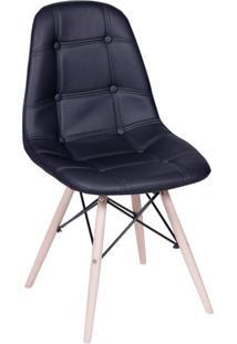 Cadeira Eames Eiffel Iii Preta